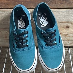 Vans Shoe Off The Wall Men 4.5 COMFORTABLE CLASSIC